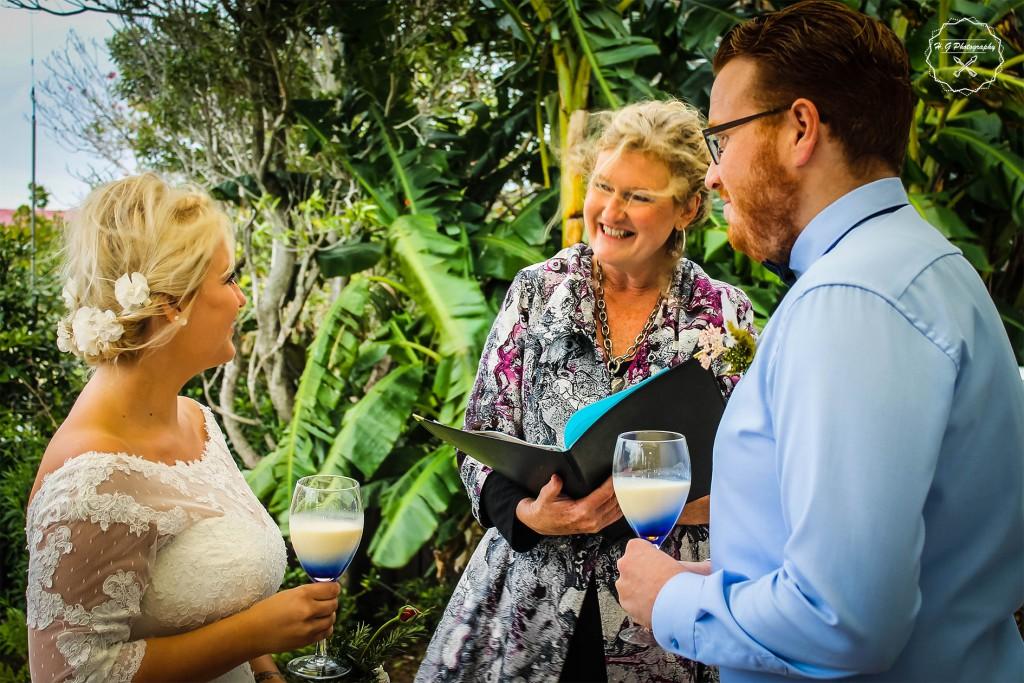 Robyn Mustard, Wedding Celebrant Auckland