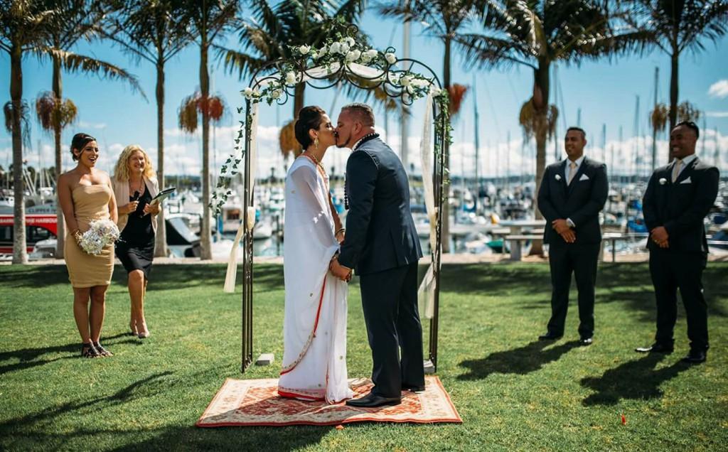 Auckland Celebrant, Wedding Ceremony