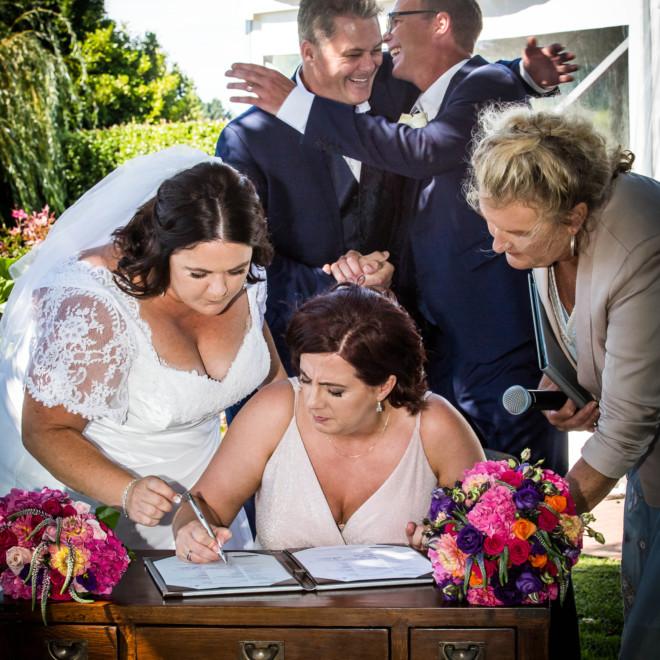 The Wedding Process
